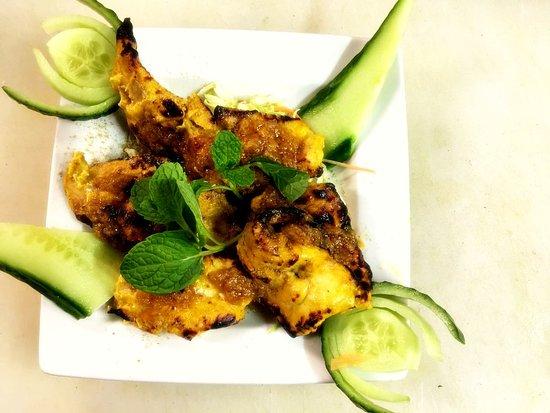Pukekohe, Nya Zeeland: Chicken Tikks