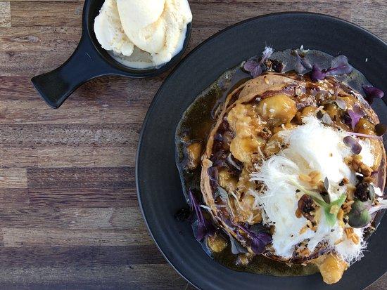 Croydon, Αυστραλία: Pancakes of the Day