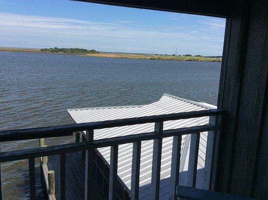 Apalachicola River Inn: Balcony