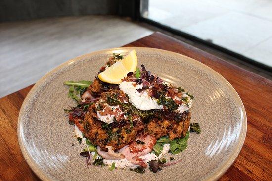 Croydon, ออสเตรเลีย: Crispy Fritters