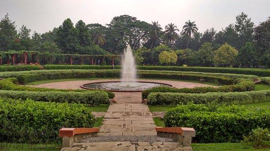 Taman Bunga Wiladatika Cibubur