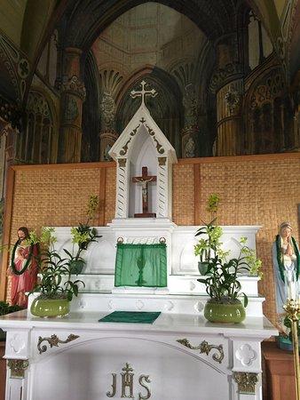 Honaunau, HI: altar