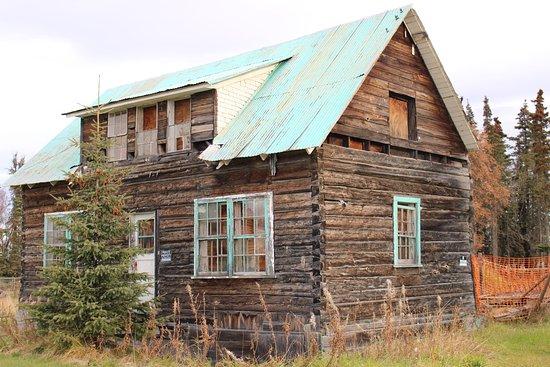 Кенай, Аляска: Sights in Old Kenai.