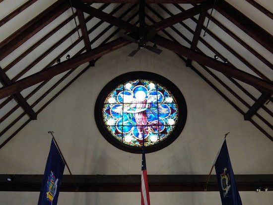 St. Saviour's Church :: Stained glass