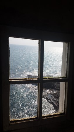 View from Prayer cubicle - Picture of Hook Lighthouse, Fethard On Sea - TripAdvisor