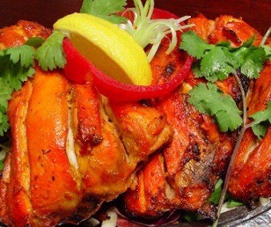New Balti House Ltd: Lish dishes