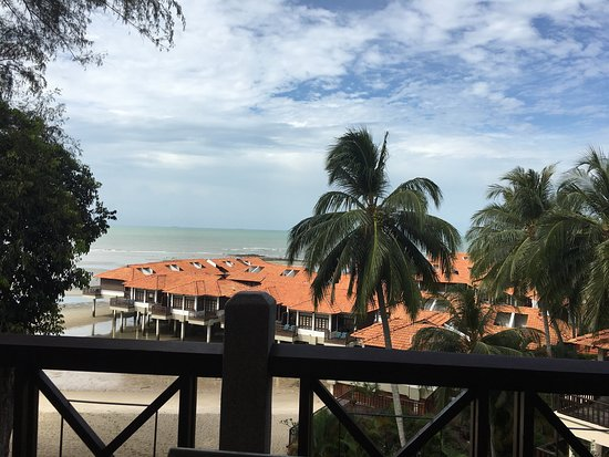 Room with a view at Riau