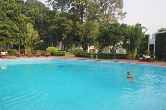 Maidens Hotel: A pure delight in this hot climate