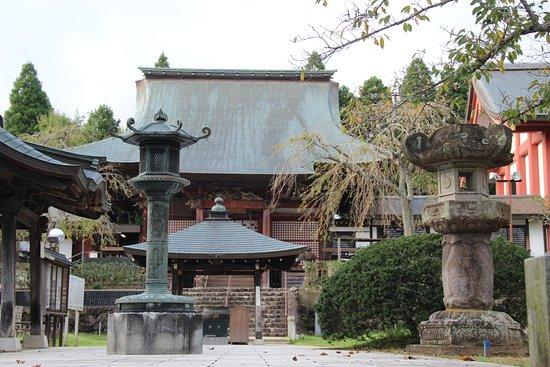 Shibayama-machi, Japan: Shibayama Nio-son Temple