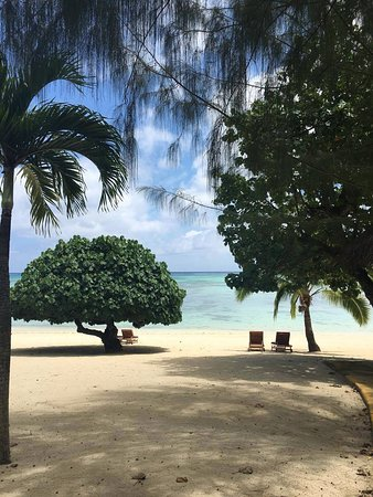 Etu Moana: View from Villa 2