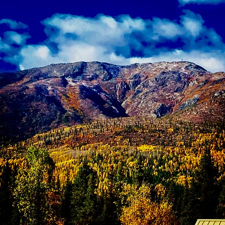 Coldfoot, AK: Autumn at the Arctic Circle!
