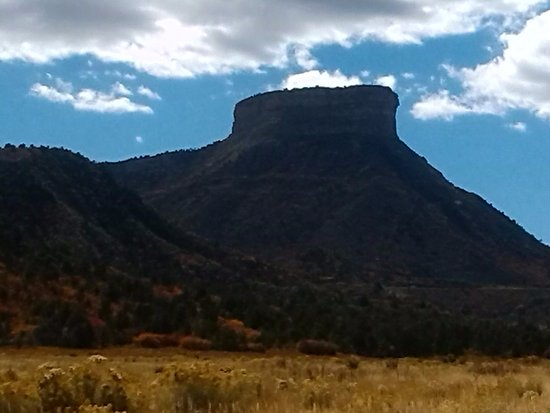 Mancos, CO: view from outside