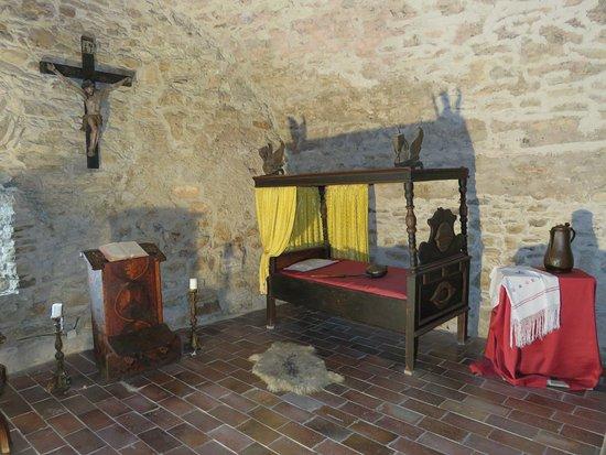 Kosice Region, Eslovaquia: Bed chamber