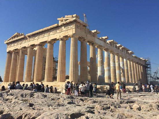 how to write athens in greek