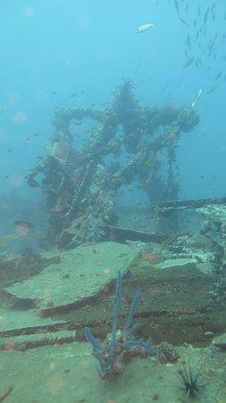 Chalong, Thailand: King Cruiser Wreck