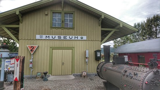 Blumberg, Niemcy: Bahnhofsmuseum