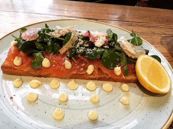 Greater Melbourne, Australia: Salmon