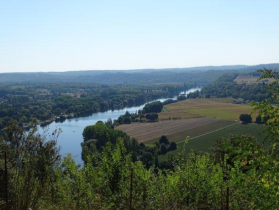 Tremolat, Γαλλία: Magnifique vue