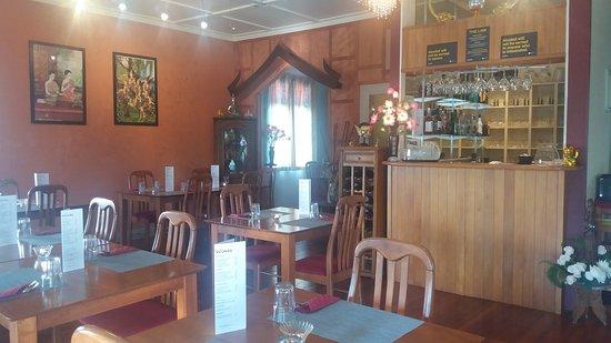 Kaitaia, Nueva Zelanda: Kai Thai Restaurant & Bar