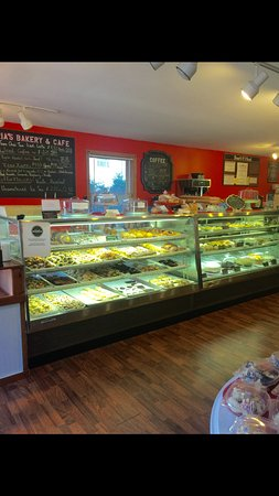 Bolton Landing, Нью-Йорк: Our bakery