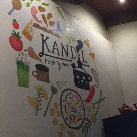 Gracias, هندوراس: Kandil Pizza & Cafe