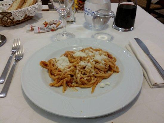 Arcidosso, Italia: Inaspettata scoperta