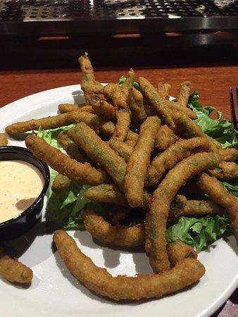 เอเวอเรตต์, วอชิงตัน: Fried green beans, very good!
