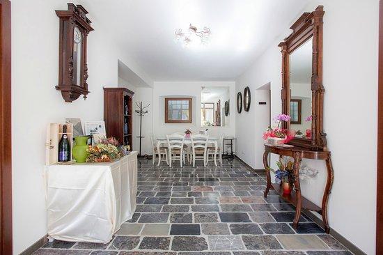 Chiusaforte, Italia: Ingresso