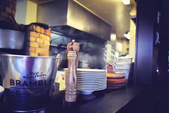 Whangaparaoa, Nueva Zelanda: Open Kitchen