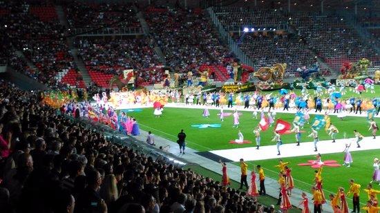 Nagyerdei Stadion - Picture of Nagyerdei Stadium 1705dc2248