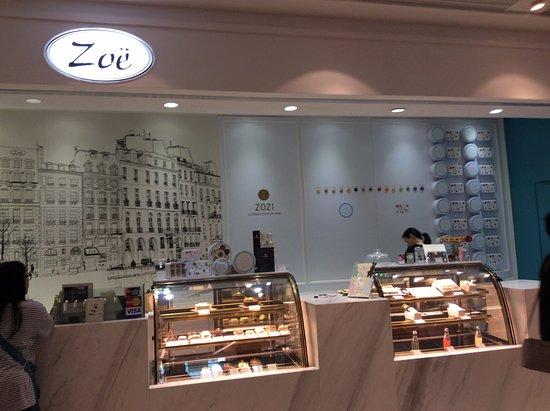 Zoe: Pastries