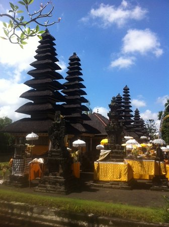 Mengwi, Indonesia: temple