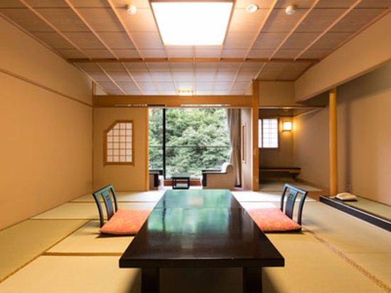 Asahi-machi, Japonya: 湯の庄客室 12.5畳