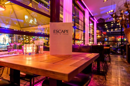 Photo of Bar Escape Caffe & Lounge at Rembrandtplein 15, Amsterdam 1017 CT, Netherlands