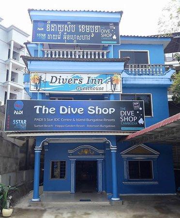 柬埔寨潜水店