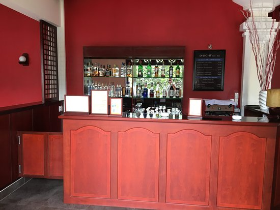 Amaryllis Resort & Spa: hotel bar