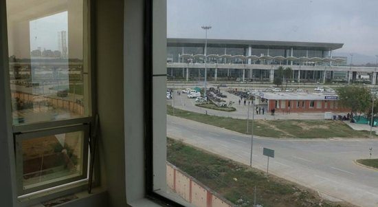 Mohali, Hindistan: INTERNATIONAL AIRPORT VIEW