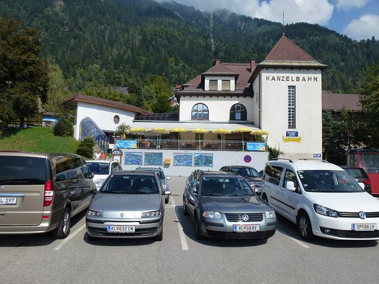 Sattendorf, Αυστρία: The ground station
