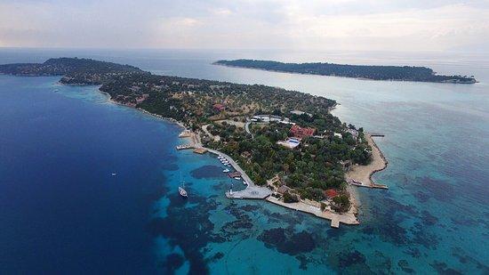 Kalem Adasi Oliviera Resort ภาพถ่าย