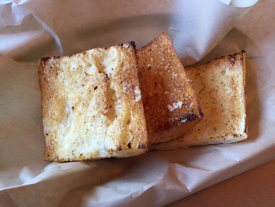 Yuba City, Californië: Super Garlic Bread