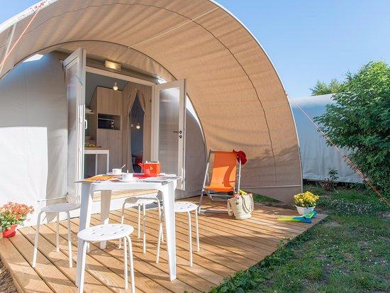camping les hautes coutures benouville france voir les tarifs et avis camping tripadvisor. Black Bedroom Furniture Sets. Home Design Ideas