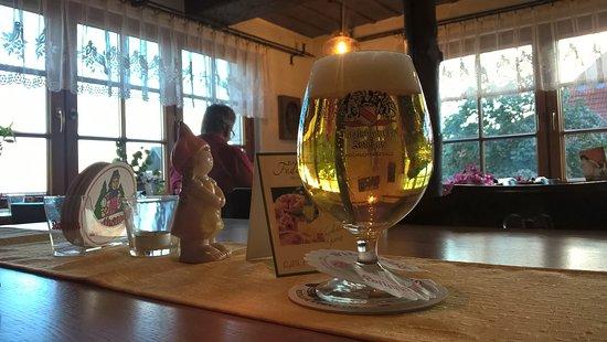 Grafenhausen, Allemagne : gemütliche Gaststube