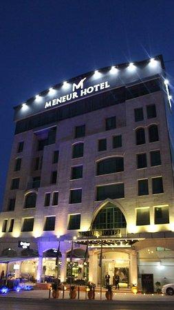 Meneur hotel amman jordani foto 39 s reviews en for Hotels jordanie