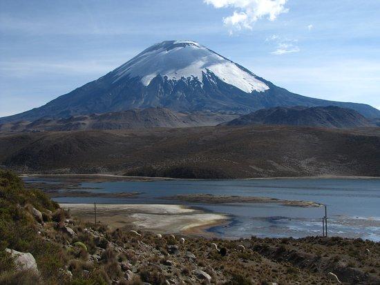 Putre, Chile: Lago Chungara
