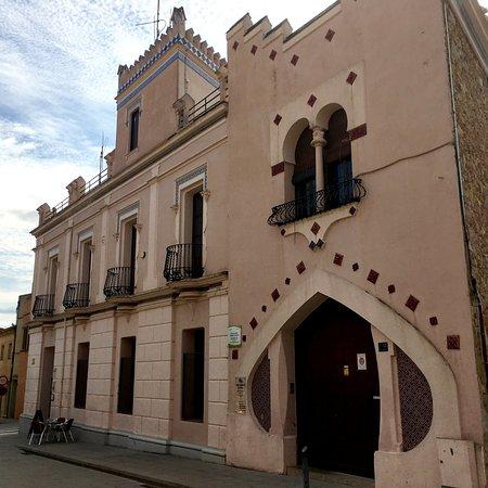 Caldes de Malavella, Spain: Fachada pricipal