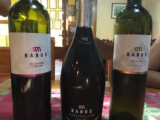 Wine Babos: Wein