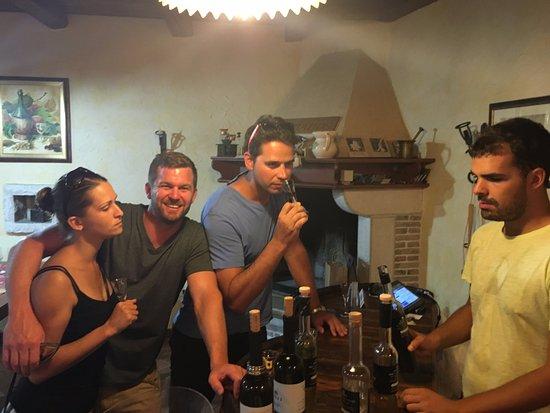 Wine Babos: Schnaps Tasting