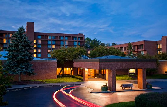 DoubleTree by Hilton Hotel Syracuse: Welcome to Doubletree Hotel Syracuse!