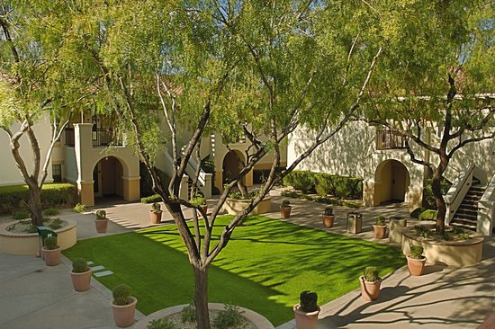 SVCLegacy Golf Resortcourtyard Of Guest Rooms