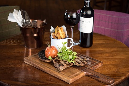Boat of Garten, UK: Friday Steak Nights